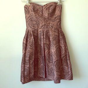 Anthropology Hutch Rose Dress